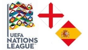 England vs Spain UEFA Nations League