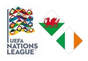 Wales vs Ireland UEFA Nations League