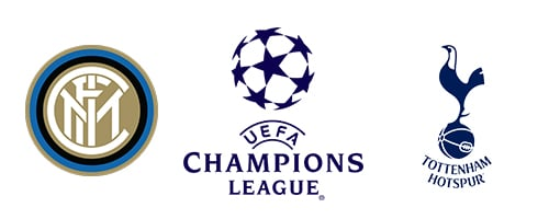 Champions League Inter Milan vs Tottenham Hotspur