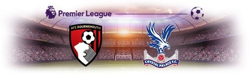 Premier League Bournemouth vs Crystal-Palace