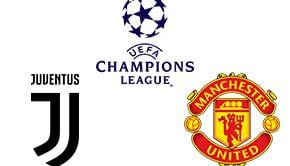 Juventus vs Man. United Champions League