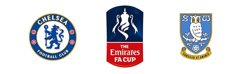 FA Cup Chelsea vs Sheff Wed