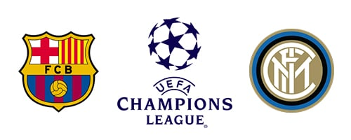 Barcelona vs Internazionale CL