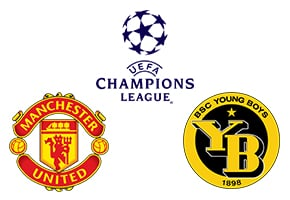 Champions League Man. United vs Young Boys