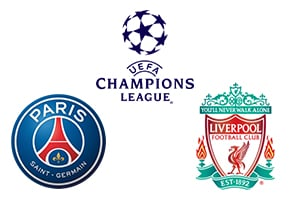 Champions League Paris VS Liverpool