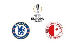 Chelsea vs Slavia Praha Europa League Quarter Final