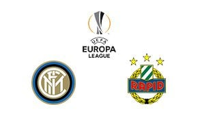 Europa League Inter Milan vs Rapid Wien