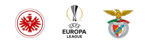 Europa League Quarter Final Eintracht vs Benfica