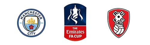 FA Cup Manchester City vs Rotherham United