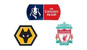FA Cup Wolverhampton Wanderers vs Liverpool