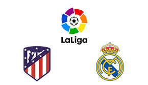 La Liga Atletico Madrid vs Real Madrid