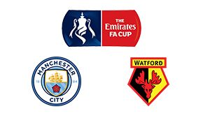 Man City vs Watford FA Cup