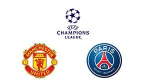 Champions League Round 16 Leg 1/2 Man. United vs PSG