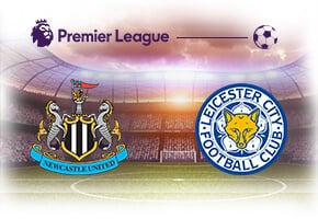 PL Newcastle vs Leicester