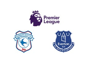 Premier League Cardiff vs Everton