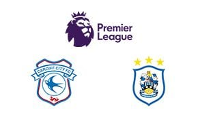 Premier League Cardiff vs Huddersfield
