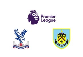 Premier League Crystal Palace vs Burnley