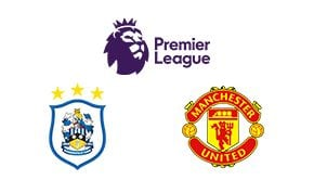 Premier League Huddersfield vs Man Utd