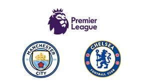 Premier League Man City vs Chelsea