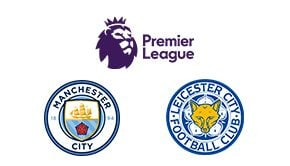 Premier League Man City vs Leicester