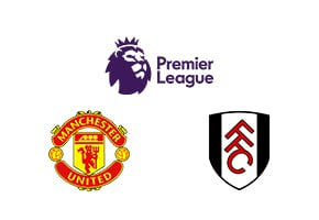 Premier League Man Utd vs Fulham