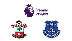 Premier League Southampton vs Everton