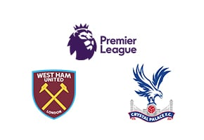 Premier League West Ham vs Crystal Palace