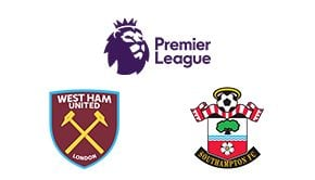 Premier League West Ham vs Southampton