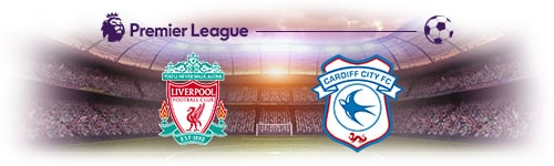 Premier League Liverpool vs Cardiff
