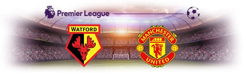 Premier League Watford vs Man Utd