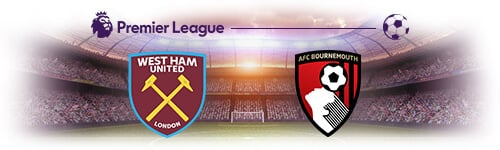 Premier League West Ham vs Bournemouth