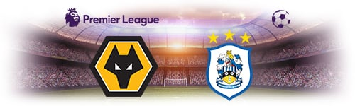 Premier League Wolves vs Huddersfield
