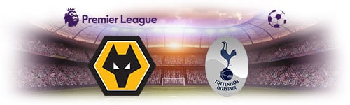 Premier League Wolves vs Tottenham