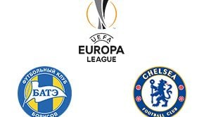 UEFA Europa League BATE vs Chelsea