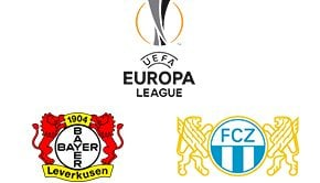 UEFA Europa League Bayer Leverkusen vs Zurich