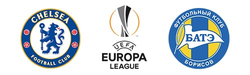 UEFA Europa League Chelsea vs BATE