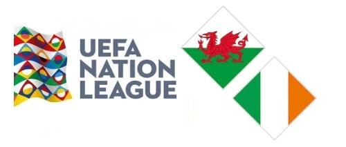 UEFA Nations League Wales vs Ireland