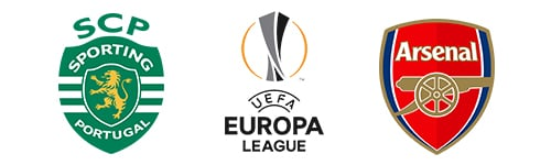 UEFA Europa League Sporting CP vs Arsenal