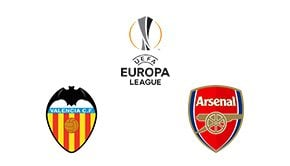 Valencia vs Arsenal Europa League
