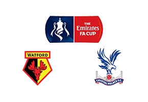FA Cup Watford vs Crystal Palace