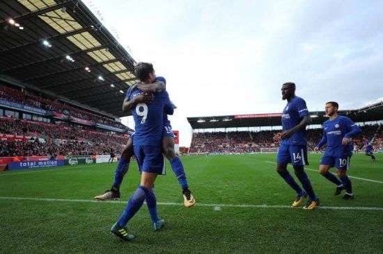 Chelsea Travel to Face Atletico Madrid
