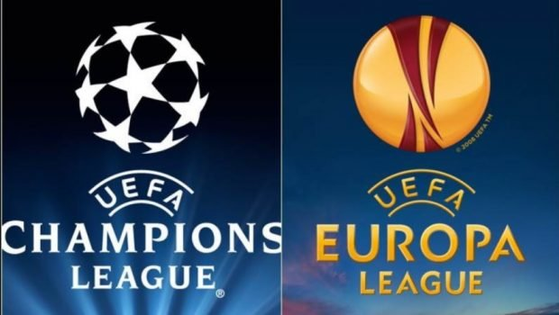 CL and Europa League
