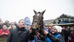 Gordon Elliott's Memorable Year Continues