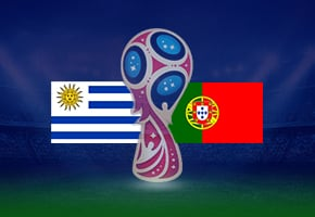 World Cup Uruguay vs Portugal