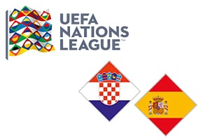 Croatia Spain UEFA Nations League