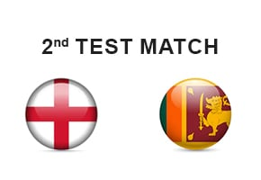 Prediction England vs Sri Lanka 2nd Test Match