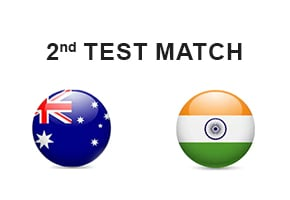 Prediction Australia vs India, 2nd Test Match