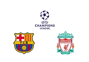 Barcelona vs Liverpool Champions League Semi Finals Leg 1/2
