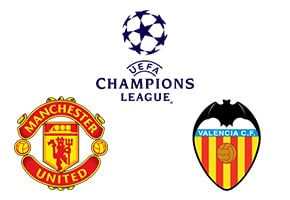 CL Man Unitet vs Valencia