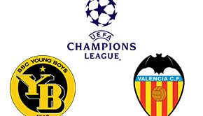 CL Young Boys vs Valencia